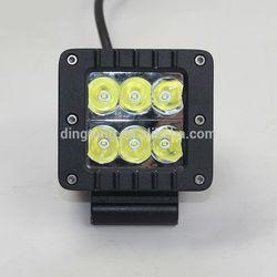 factory price 6PCS 24W mini motorcycle led lights kia led tail lights