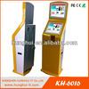 Touch Screen Information Kiosk / Barcode Scanner Kiosk