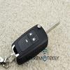 Hot sale Auto Remote flip key 315mhz 3button for Buick Excelle GT 3 folding remote key