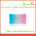 "Rubberized See-Through Hard Case Cover for Apple Macbook retina 13"" 13.3"" Macbook Air 11'' 13.3'' inch"