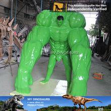 MY Dino-Custom 3D movie fiberglass life size action figure