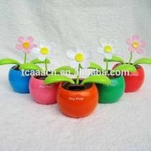 Solar Flower, Sunflower Shape, Solar Toy