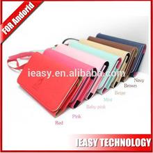 phone wallet case,smart phone wallet leather case Genuine Leather Wallet
