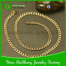 Men jewelry latest dubai new gold chain design wholesale D3-0138