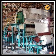 1575mm Type 4-5TPD Tissue Paper Machine Price