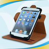 Luxury Genuine Real Leather Flip sublimation cover cases for ipad mini