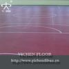 Yichen basketball outdoor flooring