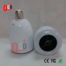 E26/27 2.4G wireless bluetooth speaker led bulb lamp one for N