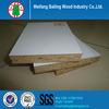 Cheap laminated melamine veneered chipboard