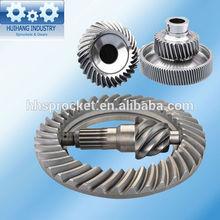 All Kinds Of Helical Gear,Alloy Steel Helical Wheel,20 CrMnTi Steel Spiral Gear