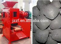 Leaves Charcoal Briquette Machine/ Pillow Shape Charcoal Coal Ball Press Machine for sale(whats app:0086-15713917781)