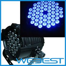 RGB Mix Color Interior & Exterior Wash Effect LED par light (100,000hours)