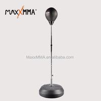 MaxxMMA Speed Adjustable Freestanding Punching Ball
