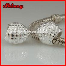 high quality 925 sterling silver summer season seashell charm fit pandor