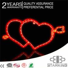 Optional imput voltage ac220v/110v/DC 2012 christmas christmas holiday IP65 3d motif light