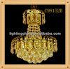 art deco chandelier , gorgeous light fixture C9152B