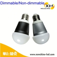 China 2700K Warm White Dimmable 7W epistar 5730 smd led bulb driver price