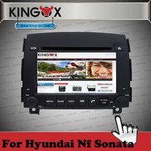 7 inch HD TFT screen car dvd radio for hyundai NF sonata with 3G 720P IPOD DVD DVB-T