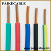 Electrical wire and cable,electrical wire,electrical cable,single core copper conductor cable 1mm2 to 70mm2