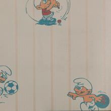 K5574 decorative cartoon painting wallpaper kids