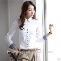 Women Blouse for Work Wear Casual Shirt