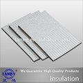 aislamiento térmico adhesivo y xpe lámina de aluminio de aislamiento de espuma
