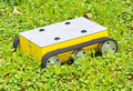 Roda rastreador robô educacional