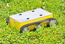 crawler wheel educational robot