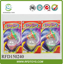 2014 new products,fashion toys top 2014 super wind up spinning top,flashing spinning top