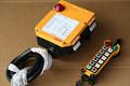 مضاعفة سرعة f24-12d البعيد عن الرقابة الصناعية الاذاعة اللاسلكية رفع الازدهار الهيدروليكية