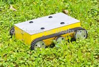 crawler wheel robot