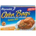 customed impressão sacos de cozinha forno assar sacos sacos para alimentos