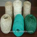 ; de fibra de sisal para la máquina; cuerda de sisal hechas en china; cuerda de sisal en el precio barato