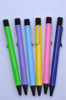 Factory direct China hot product wholesale full color printing ballpen with metal clip