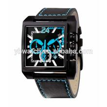 YB 5007 swiss jewel 3atm quartz stainless steel back watch waterproof