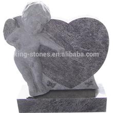 Chinese granite high polish baby tombstones