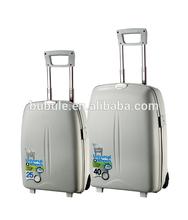 Hot sale elegant trolley luggage valigia ormi luggage zipper lock bag Travel luggage DL18/22