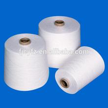 ring spun 100%polyester yarn count 30/1 40/1