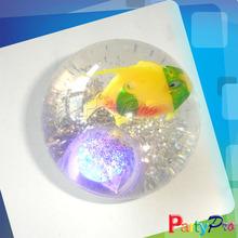 2014 Promotional Plastic Hollow Ball Playground Bouncing Bulk Plastic Balls