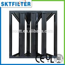 black plastic frame strip(bag frame)