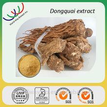 Alibaba supplier hot Chinese herb medicine 100% natural angelica sinensis extract 1% ligustilides,angelica extract ligustilide