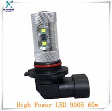 Factory price new flash car bay15d 1157 p215w white led bulb brake light lamp 7.5w dc 12v