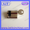 AJF high quality and security 40mm half euro cylinder with 8 position cam