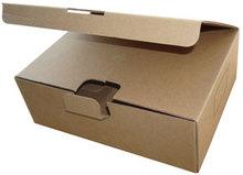 Paper take away food packaging box