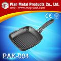 China fábrica produziu de alumínio non stick revestimento cerâmico frigideira, Morrer peças de fundição