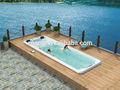 Hot pool schwimmen wanne combo; whirlpoolim freien; ce,iso9001, saa, etl, tuv