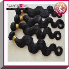 Body wave factory price mongolian hair virgin