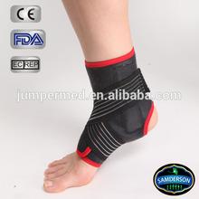 Samderson Healthcare Enhanced Double Elastic Strap Ankle Brace