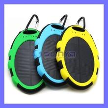 5000mAh Waterproof Solar Mobile Phone Charger