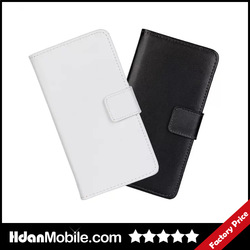 Luxury Leather Flip Stand Card Case forSnoy Z1 Mini Compact Flip Leather Case